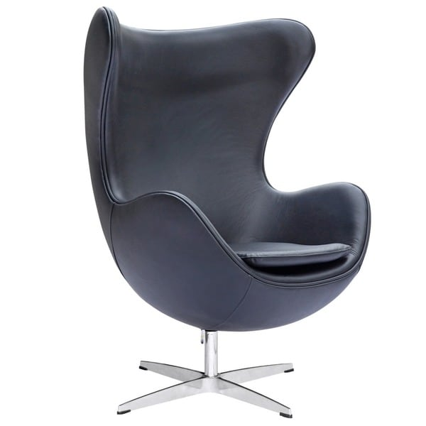 Leather Egg Chair 13652467 Shopping Great Deals On Living