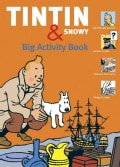 Tintin & Snowy Big Activity Book (Paperback)