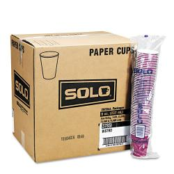 SOLO Bistro Design 12-oz Hot Drink Cups (Case of 1,000)