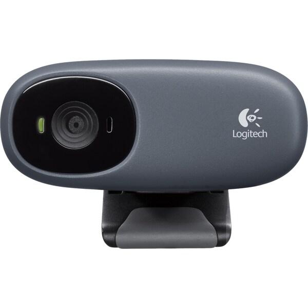 Logitech C110 Webcam - 30 fps - Black - USB 2.0
