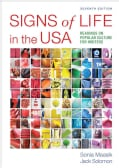 Signs of Life in the U.S.A.: Readings on Popular Culture for Writers (Paperback)