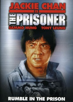 Jackie Chan Is The Prisoner (DVD)