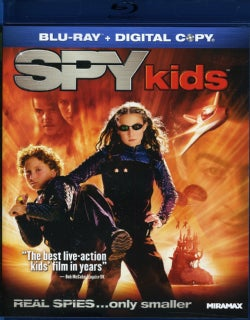 Spy Kids (Blu-ray Disc)