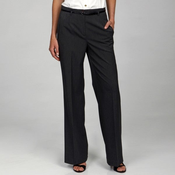Jones New York Collection Women's Stretch Highwaist Pants