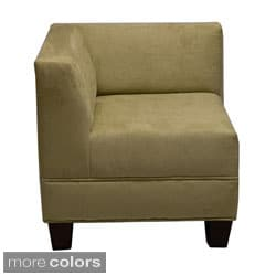 Makenzie Loden Corner Chair