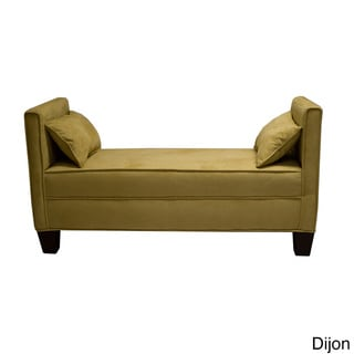 Bradford Loden Green Bench
