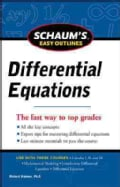 Schaum's Easy Outline of Differential Equations (Paperback)