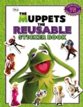 The Muppets: The Reusable Sticker Book (Paperback)