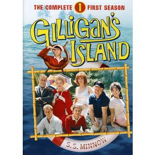 Gilligan's Island: The Complete First Season (DVD)
