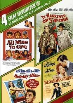 4 Film Favorites: Classic Holiday Collection Vol. 2 (DVD)