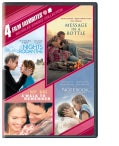 4 Film Favorites: Nicholas Sparks Romances (DVD)