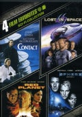 4 Film Favorites: Sci-Fi (DVD)