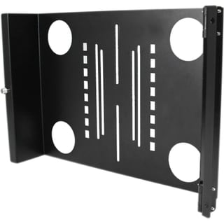 StarTech.com Universal Swivel VESA LCD Mounting Bracket for 19in Rack