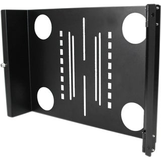 StarTech.com Universal Swivel VESA LCD Mounting Bracket for 19in Rack