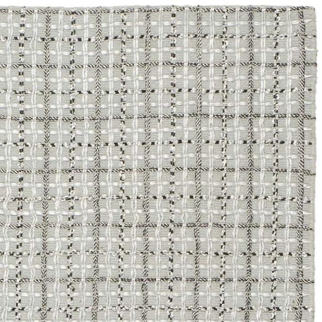 Safavieh Handmade South Hampton Basketweave Silver Rug (2' X 8')