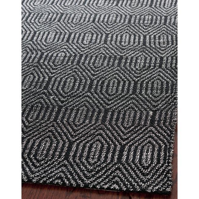 Safavieh Handmade South Hampton Black Rug (2' x 8')