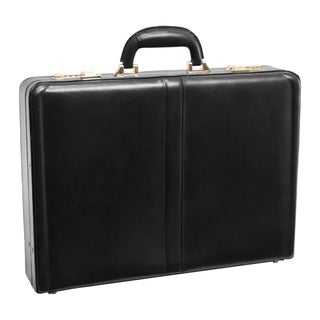 McKlein USA Reagan Leather Attache