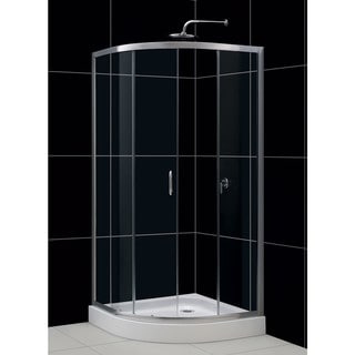 DreamLine Sparkle 30-7/8 inches x 72-7/8 inches Sliding Shower Enclosure