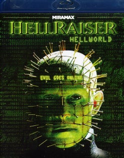 Hellraiser VIII: Hellworld (Blu-ray Disc)
