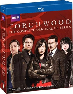 Torchwood: The Complete Original UK Series (Blu-ray Disc)