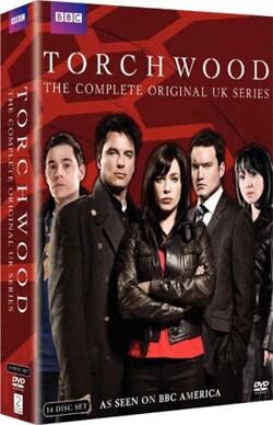 Torchwood: The Complete Original UK Series (DVD)
