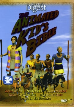 The Animated Kid's Bible (DVD)