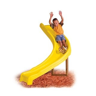 Swing-N-Slide Yellow Side Winder Slide