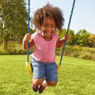 Swing-N-Slide Snug Fit Swing Seat