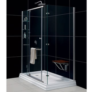 DreamLine Vista Clear Glass Shower Enclosure