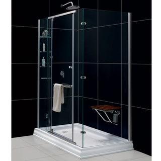 DreamLine Vista Clear Glass Shower Enclosure
