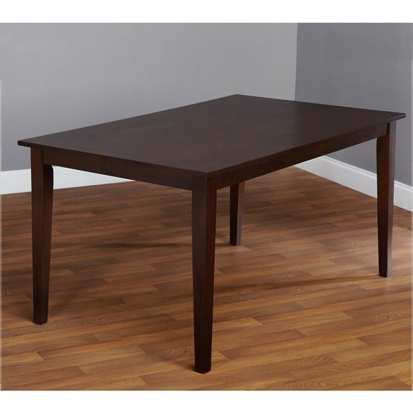 simple living havana carson large dining table 13661328 overstock