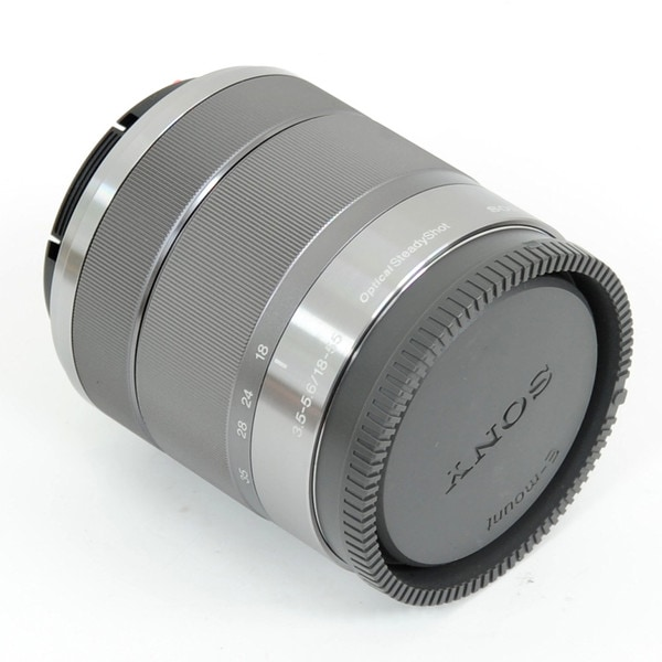 Sony E-Mount SEL1855 18-55mm f/3.5-5.6 Zoom Lens for Alpha NEX Cameras (New Non Retail Packaging)