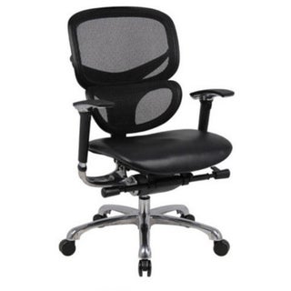 Boss Contemporary Ergonomic Mesh Back Chair