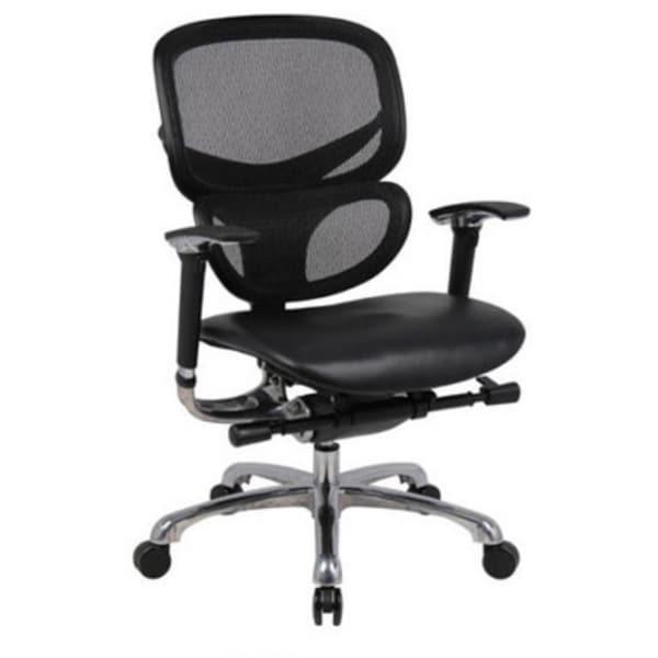 Boss Contemporary Ergonomic Mesh Back Chair
