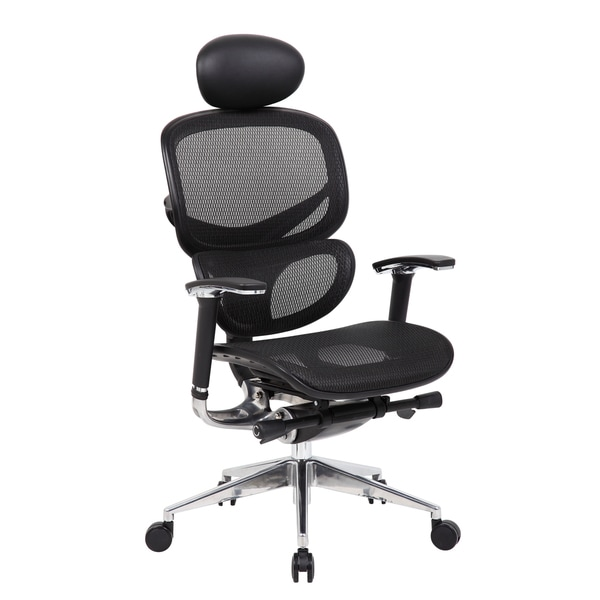 Boss Contemporary Ergonomic Mesh Chair