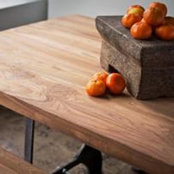 Reclaimed Teak Dining Table (India)