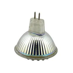 MR16 White 48-LED Light Bulb 2.4W