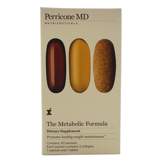 Perricone MD The Metabolic Formula 10-day Supplement Program