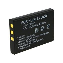 INSTEN Compatible Li-Ion Battery for Kodak Klic-5000/ EasyShare DX763/ Z730