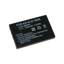 Compatible Li-Ion Battery for Kodak Klic-5000/ EasyShare DX763/ Z730