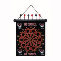 North Carolina Wolfpack Magnetic Dart Board
