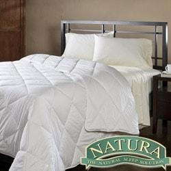 Natura Wash 'N Snuggle Washable Wool King-size Comforter