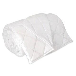 Natura Wash 'N Snuggle Washable Wool Comforter