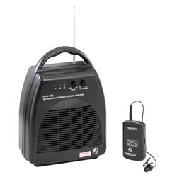 OSC Portable Wireless PA System w/ Rechargeable Battery