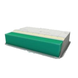 Spaldin Innovation Eco-Superior Firm Tight-top 8-inch Twin-size Foam Mattress