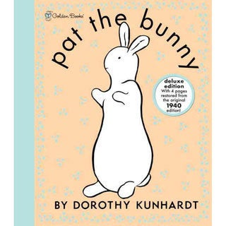 Pat the Bunny (Hardcover)