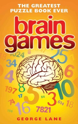 Brain Games: The Greatest Puzzle Book Ever (Paperback)