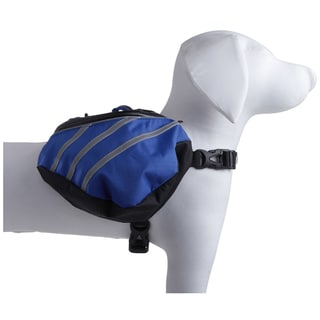 Pet Life Everest Sport Pet Backpack in Blue