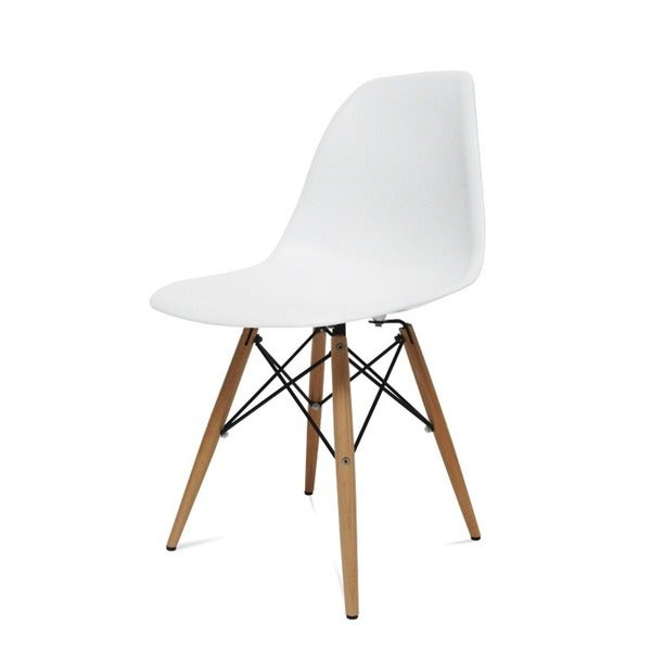 Woodleg Dining Chairs (Set of 4)