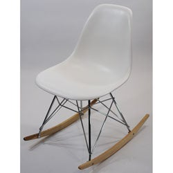 Retro Rocker Side Chair